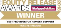 Mortgage Finance Gazette Awards 2019 - Winner