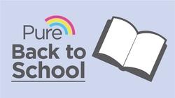 Back to School webinar series logo