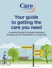 My Care Consultant - Your guide to getting the care you need