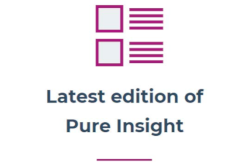 Latest edition of Pure Insight
