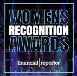 Womens Recognition Awards - Finanical Reporter